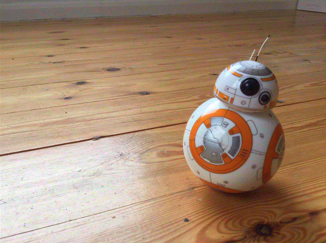 BB 8 sphero for education