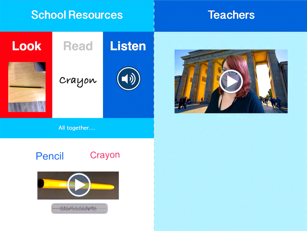 book creator app in the classroom