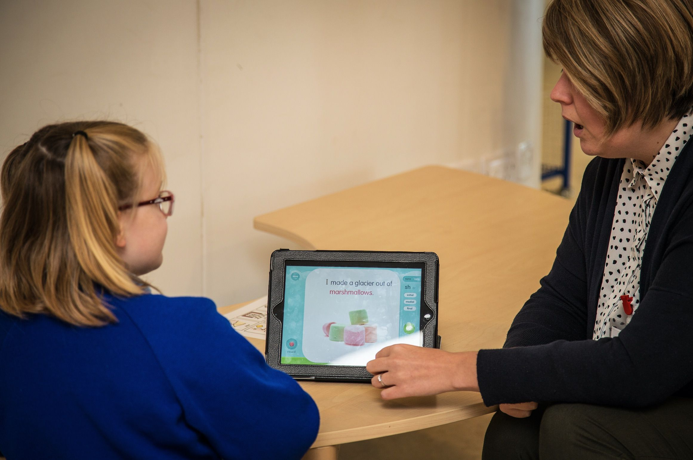 iPads at Layton Primary School