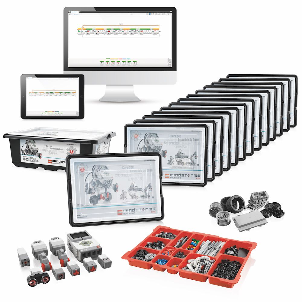 LEGO® MINDSTORMS® Education EV3 kit