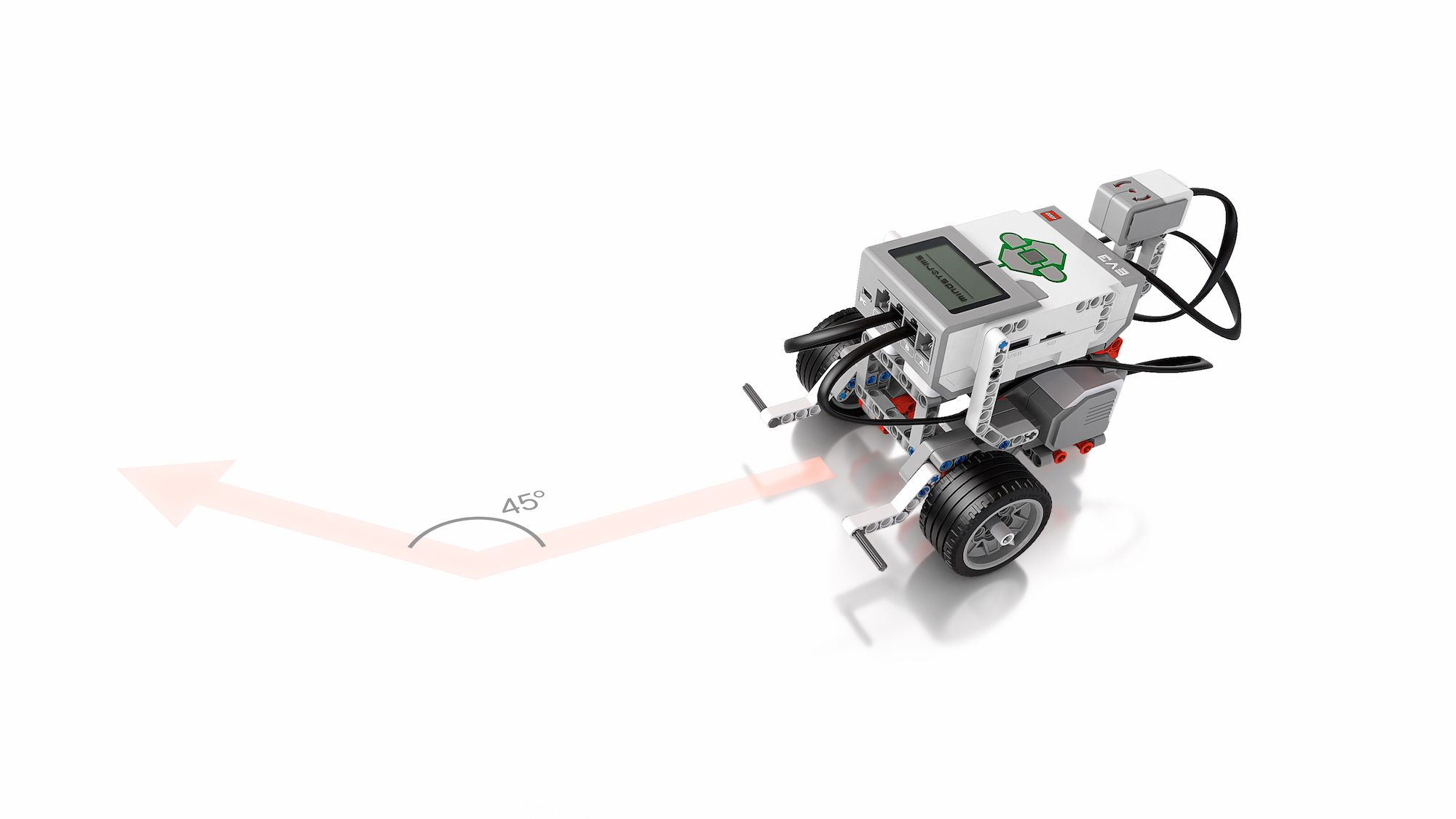 LEGO® MINDSTORMS® Education EV3 for STEM and computing